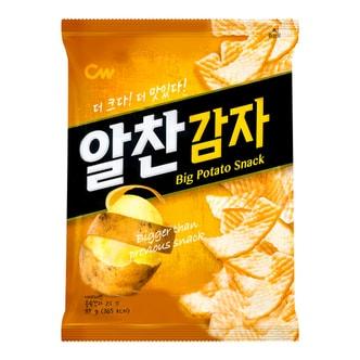 韩国CW  土豆薯片 85g