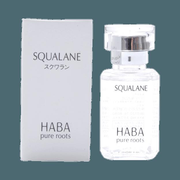 商品详情 - HABA||角鲨烷美容油||15ml - image  0