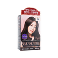 韩国RYO吕 染白发染发剂 深棕色 色号4N 120g