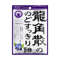 RYUKAKUSAN Throat Refreshing Herbal Drops Blueberry Flavor 75g