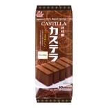 日本井村屋 CASTILLA卡思甜乐蛋糕 巧克力味 10枚入 400g