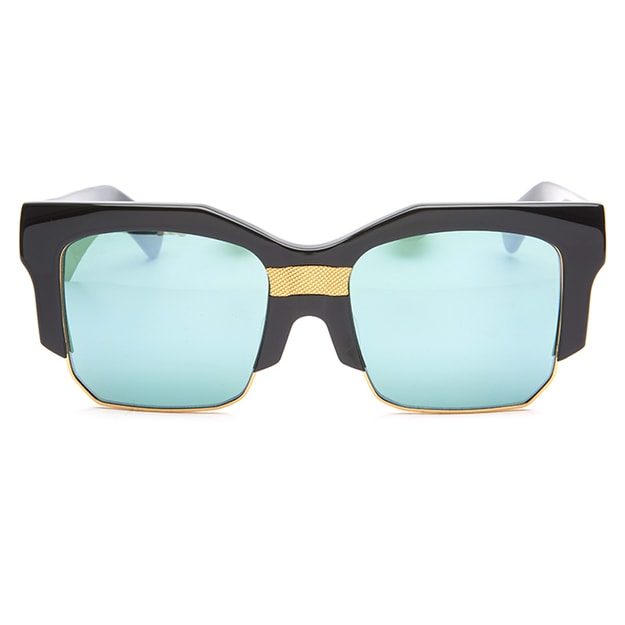 Product Detail - SPECULUM SUNGLASSES / DK04 / BLACK - image 0
