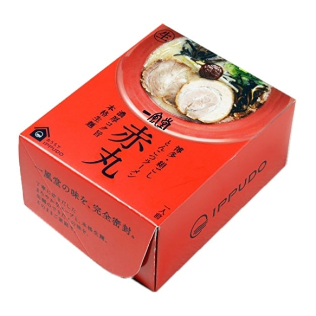 Product Detail - IPPUDO Red Circle 1 meal (220ℊ) - image 0