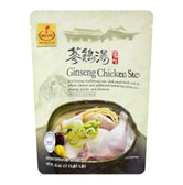 MANIKER Korean Traditional Ginseng Chicken Stew Samgyetang 850g