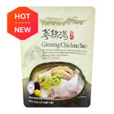 MANIKER Korean Traditional Ginseng Chicken Stew Samgyetang 850g