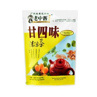 OLD HERBALIST DOCTOR 24 Types of Herb Cool Tea 15pc