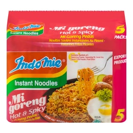 INDOMIE Migoreng Fied Noodles Hot &Spicy Flavor 400g