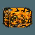 【全美首发】与美 自热烧烤 狼牙土豆 328g