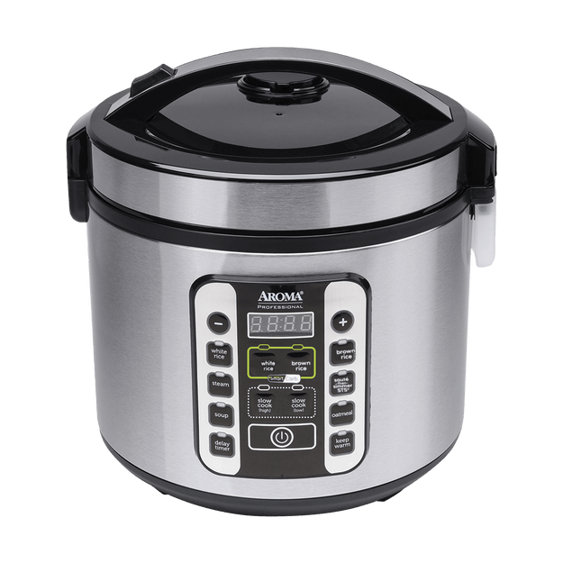 Product Detail - 【Pre-order-Ship in 5~15 Days】【New】Aroma Smart Carb Food Steamer Multigrain Slow Cooker 10 Cup Carbohydrate Reduced Rice - image 0