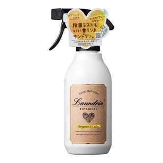 LAUNDRIN' Botanical Fabric Refresher Bergamot & Cedar 300ml