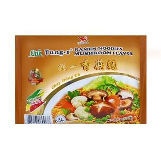 台湾统一 浓香四溢香菇面 85g