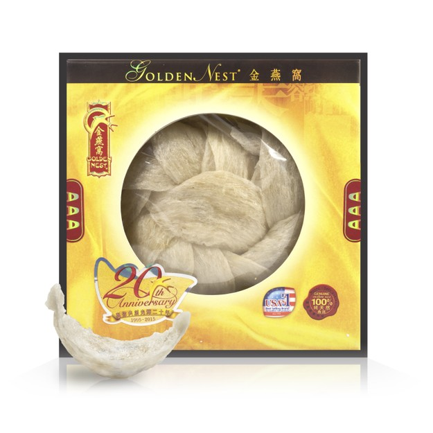 Product Detail - GOLDEN NEST White House Bird\'s Nest AAA - 4 oz. - image 0