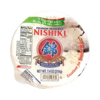 日本NISHIKI锦 微波即食米饭  可用于寿司制作 210g