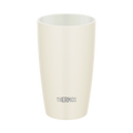 THERMOS 膳魔师||高颜值陶瓷感真空隔热保温杯JDM-340||白色 340ml