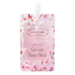 POPO LABO SAKURA Sleeping Pack 120g