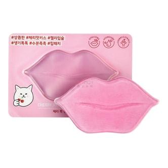 ETUDE HOUSE Cherry Jelly Lips Patch Vitalizing 10g