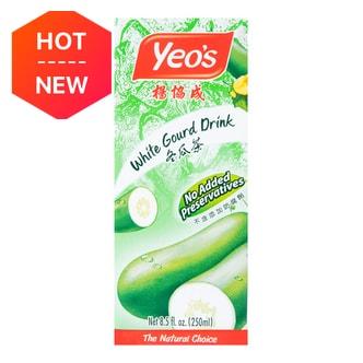 新加坡YEO'S杨协成  冬瓜茶 250ml