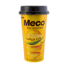 XIANGPIAOPIAO MECO HK Style Lemon Tea 400ml