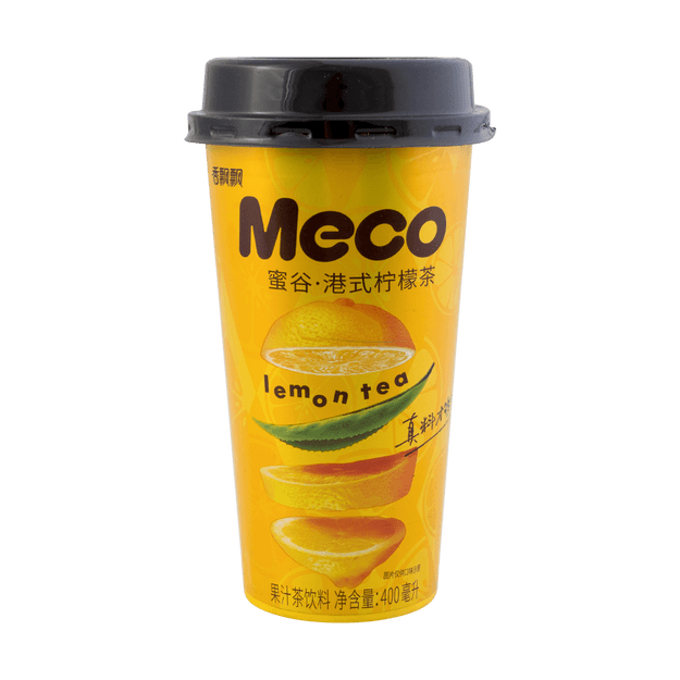 Product Detail - 【Clearance】XIANGPIAOPIAO MECO HK Style Lemon Tea 400ml - image 0