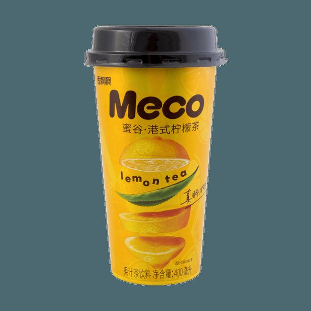 Product Detail - XIANGPIAOPIAO MECO HK Style Lemon Tea 400ml - image 0