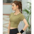 Langsha T-Shirt Green Size L