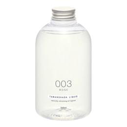 TAMANOHADA body soap 003 rose 540ml