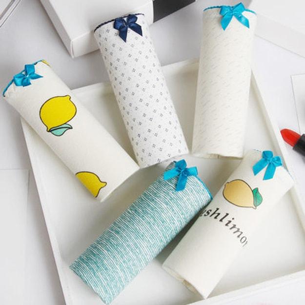 Product Detail - Langsha Ladies  Briefs 5PCS SizeL - image  0