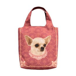 XUN DESIGN Shoulder Bag / Enviromental Bag printing chihuahua