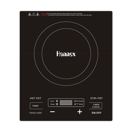 HANNEX 1800W Professional Induction Cooker ICAT181B