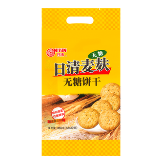 NISSIN Non-sugar Digestive Biscuits 360g