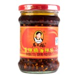 老干妈 香辣脆油辣椒 210g 中国驰名品牌