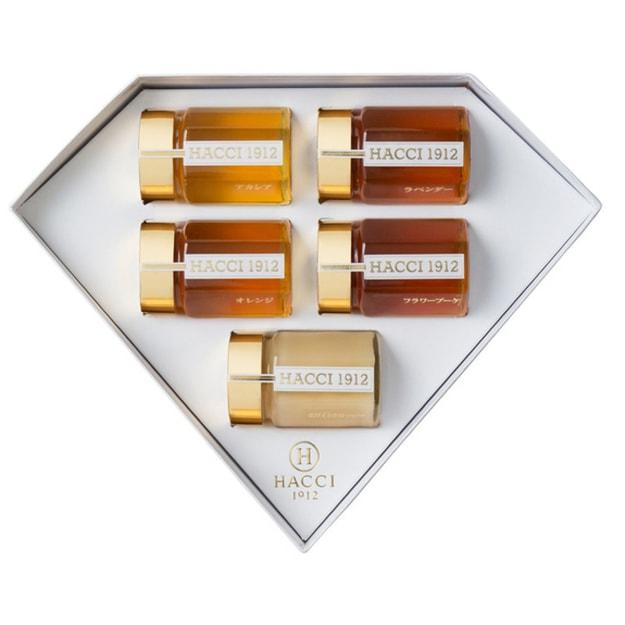 Product Detail - JAPAN HACCI Honey Set 95g x 5 - image  0