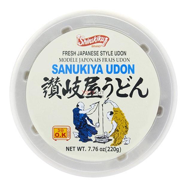Product Detail - SHIRAKIKU Sanukiya Udon Bowl Original 220g - image 0