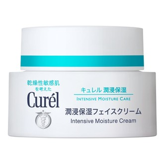 KAO CUREL Intensive Moisture Cream 40g