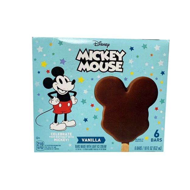 商品详情 - 迪士尼 米奇老鼠冰棒 6只装 532ml - image  0
