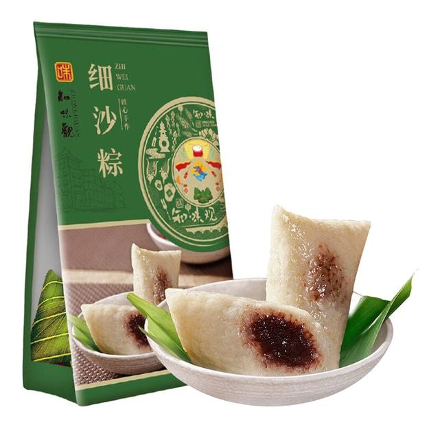 Product Detail - ZHIWEIGUAN Sweet Rice Dumpling With Red Bean Paste 280g - image 0