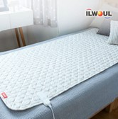 GANGNAM SHOP Ilwoul Micro Fiber Washable Electric Heating Mat 110V [Twin: 74in X 38in]