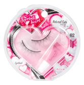 KOJI SPRING HEART Eyelash 02 Natural Cute