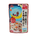 MORINAGA MILK Volume Beef And Shiitake Sukiyaki Baby Food 120g