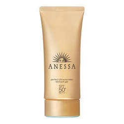 SHISEIDO ANESSA Perfect UV Sunscreen Skincare Gel SPF50+ PA++++ 90g @Cosme Award