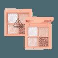 韩国3CE 四色眼影 #DIAMOND GLINT 粉钻盘