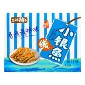 盐津铺子 小银线鱼 酱汁味 20包入 260g