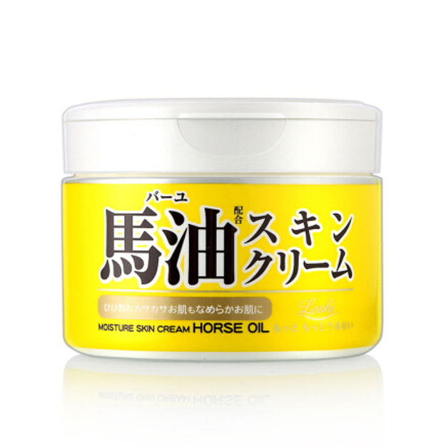 Product Detail - LOSHI Horse Cream 220g - image 0