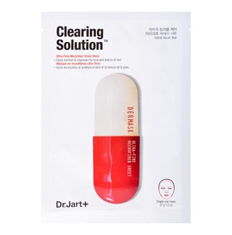 DR.JART+ Mermask Micro Jet Clearing Solution Mask 1sheet