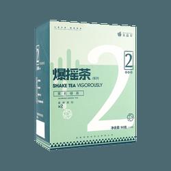 果遇茶 爆摇茉莉绿茶 18g*5 盒装