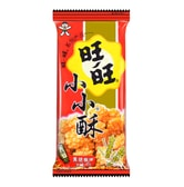 WANT WANT Natural Farm Rice Crackers Black Pepper 60g
