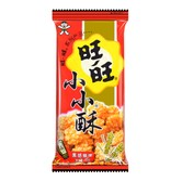 台湾旺旺 田园稻香自然主张 小小酥 黑胡椒味 60g