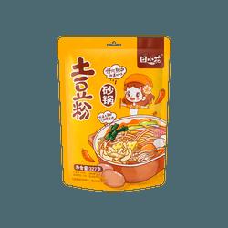 田小花 砂锅土豆粉 327g
