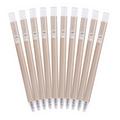 [中国直邮]晨光M&G独立包装 磨砂质感 不锈钢按动子弹头榫卯结构中性笔 AGPH3602 蓝色 0.5mm