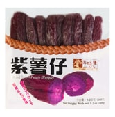 YUMMY HOUSE Dried Purple Sweet Potato 260g